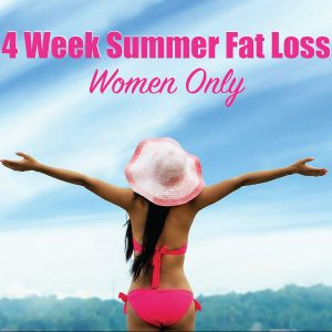 4 week summer fat loss square